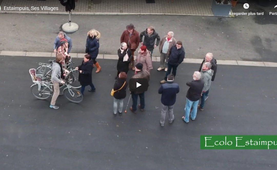 Vidéo : Nos Vœux pour Estaimpuis et les Estaimpuisiens …