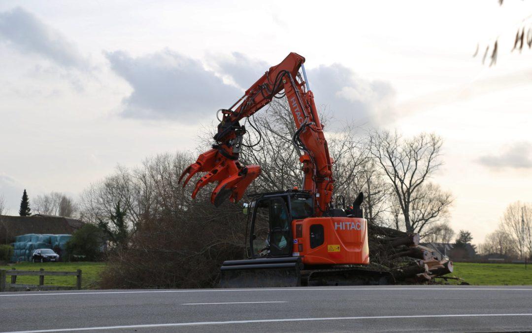 Les Evregniens dénoncent un abattage massif d'arbres …